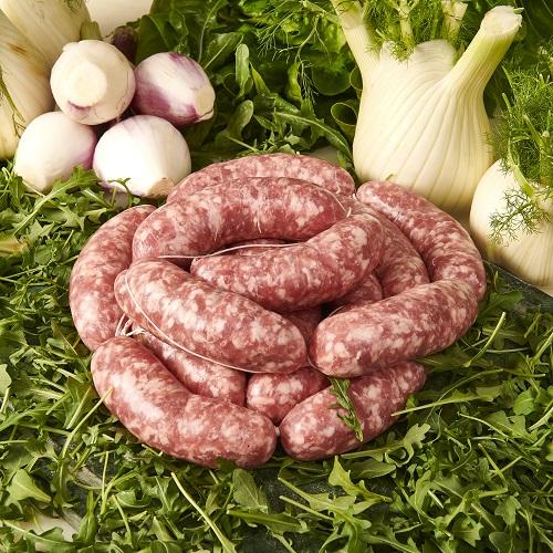 Salsiccia Di Suino Fresca – 500 Gr.