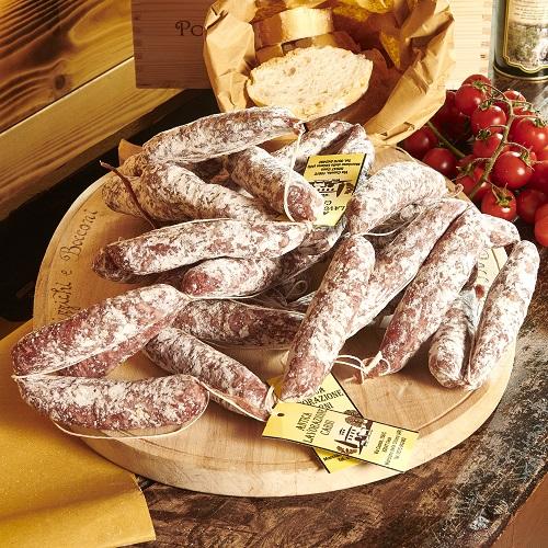 Salsiccia di Suino Stagionata - 500 gr.