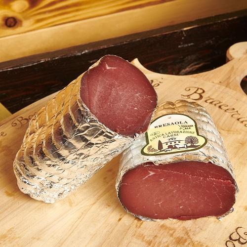 Bresaola Di Carne Chianina I.G.P. – 600 Gr.