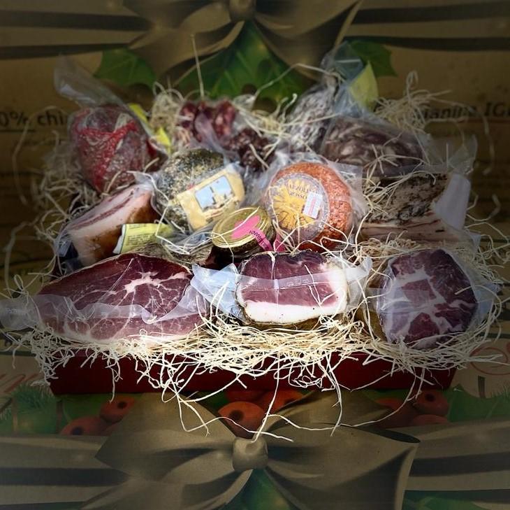 Christmas Box L